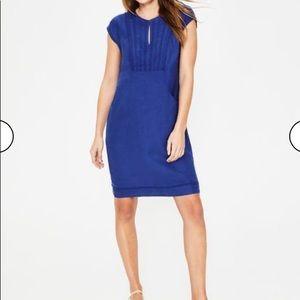 NWT Boden Jessica Linen Dress, size US 6R